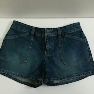 New! Denim Shorts Size 6